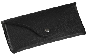 Brillen-Etui Derby Fashion schwarz